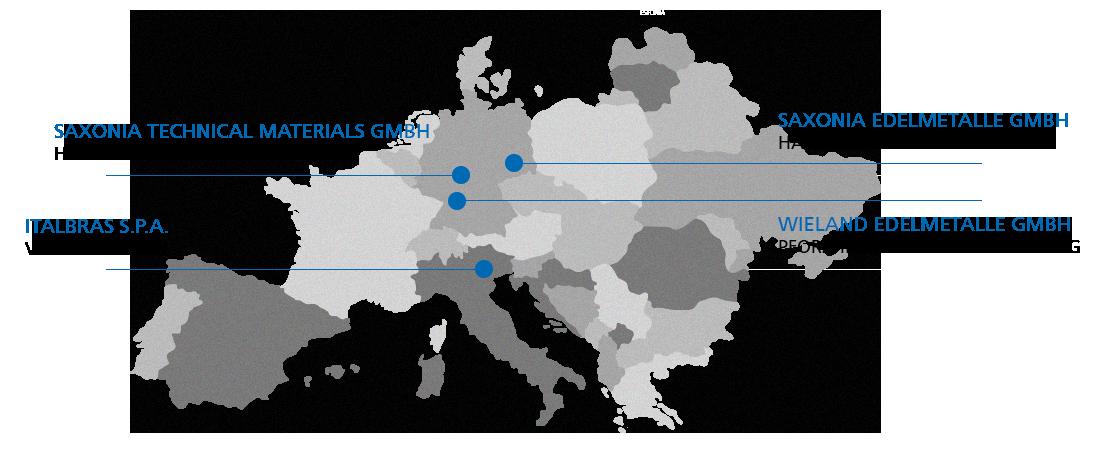 saxonia locations